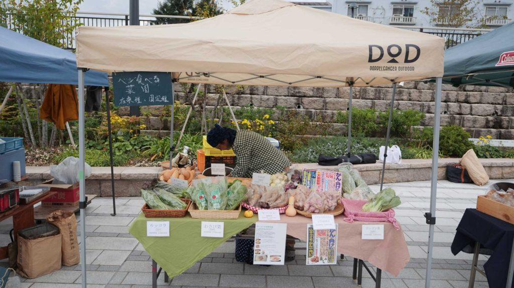 ベジ食べる菜園