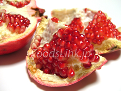 ザクロはザクロ科ザクロ属の落葉樹になる果実で、世界各地で栽培されています。日本でも東北以南の各地で栽培されています。ただし、日本ではこの果実を食べるための