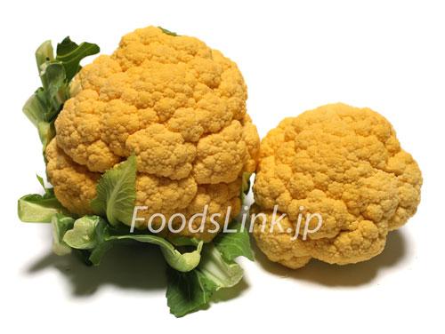 黄色 ブロッコリー
